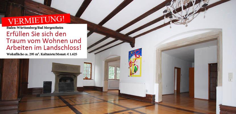 Wohnung Bad Mergentheim